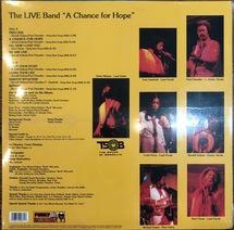 The Live Band - A Chance for Hope [LP]