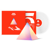 Jaga Jazzist - Pyramid (Clear Vinyl LP+MP3)