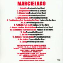 Roc Marciano - Marcielago [2LP]