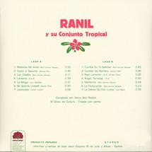 Ranil - Ranil Y Su Conjunto (180g/ Gatefold Cover LP+Poster) [LP]