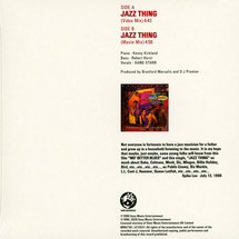 "Gang Starr - Jazz Thing [7""]"