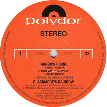 Rainbow - Rising [LP]