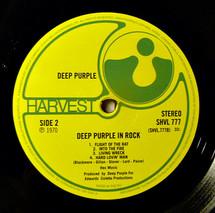 Deep Purple - Deep Purple In Rock [LP]