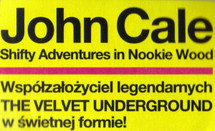 John Cale - Shifty Adventures In Nookie Wood [CD]
