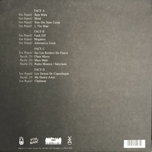 Cut Chemist - pres. Funk Off: Vox Populi! & Pacific 231 [2LP]