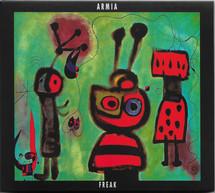 Armia - Der Prozess/Freak 2CD  [box]
