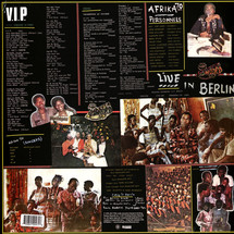 Fela Kuti / Afrika 70 - V.I.P. (Vagabonds In Power)