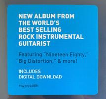 Joe Satriani - Shapeshifting  [LP]