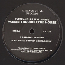 "Tyree Cooper - Passin Thru The House [12""]"