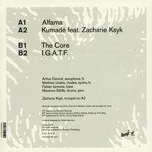 """Kuma - Kumade EP [12""""]"""