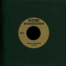 Ikebe Shakedown - Sakonsa / Green and Black