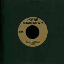 "Ikebe Shakedown - Sakonsa / Green and Black [7""]"