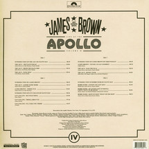 James Brown Revue - Live At The Apollo (1972)