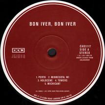 Bon Iver - Bon Iver [LP]