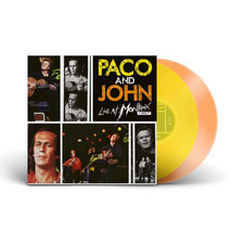 Paco De Lucia - Live At Montreux 1987 (Limited & Numbered Colored Vinyl Edition) [2LP]