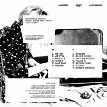 NOON - Bleak Output (wydanie audiofilskie/180gr/biały winyl)