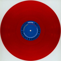 Matthew Tavares - Visions (Transparent Red Vinyl Edition) [2LP]