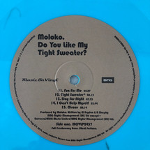 Moloko - Do You Like My Tight Sweater? (Turquoise Vinyl) [2LP]