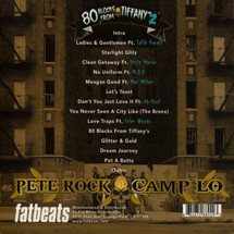 Pete Rock - 80 Blocks From Tiffany