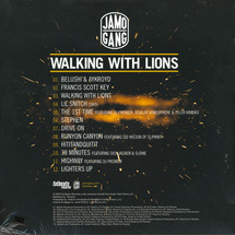 Jamo Gang - Walking With Lions