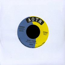 "Gold - What About The Child / Now I Know [7""]"