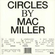 Mac Miller - Circles (Clear Vinyl Edition)