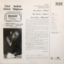 Henry Mancini - Charade (OST) [LP]