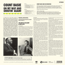 Count Basie & His Orchestra - On My Way & Shoutin