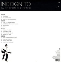Incognito - Tales From The Beach [2LP]