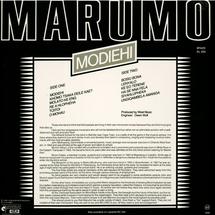 Marumo - Modiehi [LP]