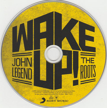 John Legend - Wake Up! [CD]