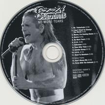 Ozzy Osbourne - No More Tears [CD]
