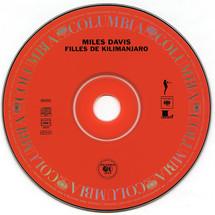 Miles Davis - Filles De Kilimanjaro [CD]