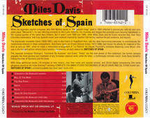 Miles Davis - Sketches Of Spain [CD]