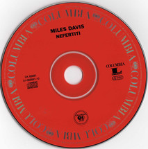 Miles Davis - Nefertiti [CD]