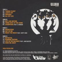 The Four Owls - Natures Greatest Mystery (Splatter Vinyl Edition) [2LP]