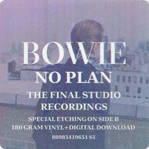 David Bowie - No Plan - EP [LP]