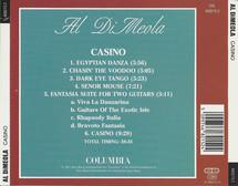 Al Di Meola - Casino