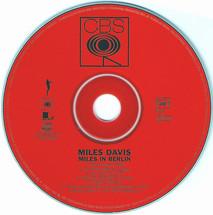 Miles Davis - Miles In Berlin [CD]