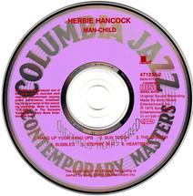 Herbie Hancock - Man-Child [CD]