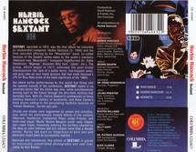 Herbie Hancock - Sextant [CD]