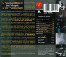 Mahavishnu Orchestra - The Inner Mounting Flame [CD]