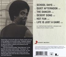 Stanley Clarke - School Days [CD]