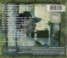 Włodi - Korzenie Hip-Hopu:  ...Jak Nowonarodzony  [CD]