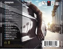 Dr. Dre - Compton (A Soundtrack By Dr. Dre)  [CD]