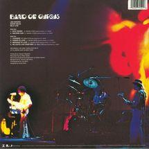 Jimi Hendrix - Band Of Gypsys (Red, Black & White Marbled Vinyl) [LP]