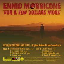 "Ennio Morricone - For A Few Dollars More (OST) RSD [10""]"