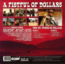 "Ennio Morricone - Fistful Of Dollars (OST) RSD [10""]"