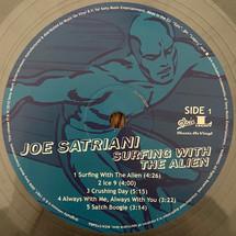Joe Satriani - Surfing With The Alien  [LP]