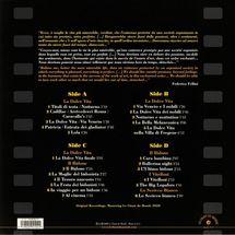 Nino Rota - Federico Fellini La Dolce Vita [LP]